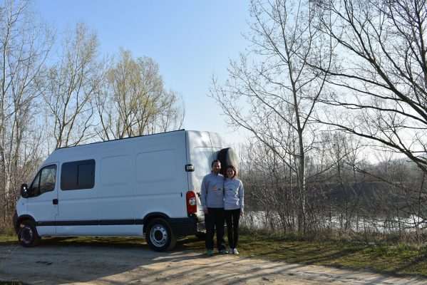 Founders of BeVan Slovakia - Campervan hire Slovakia